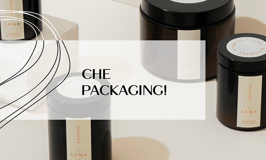 Che packaging!