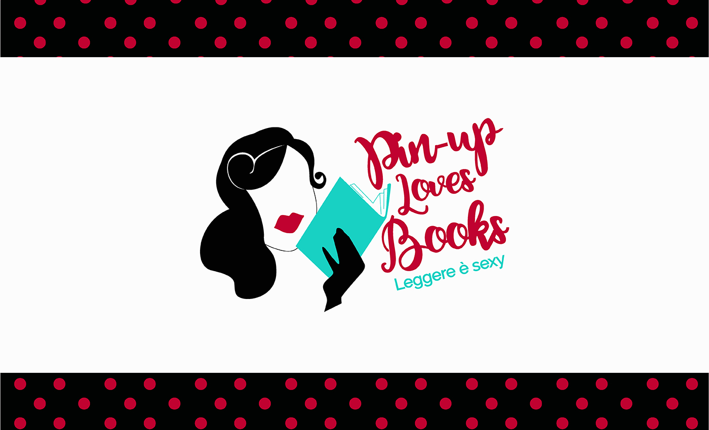 9PM Pin-up Loves Books Presentazione portofolio copertina