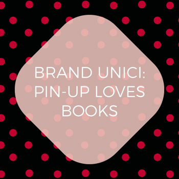 Brand Unici: Pin-Up Loves Books, blog post di Laura Calascibetta graphic designer