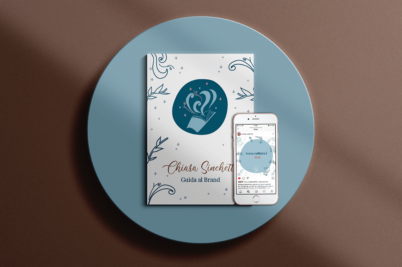 Portfolio-Laura-Calascibetta-graphic-designer-chiara-sinchetto-nuova-identità-visiva-applicazioni-grafiche