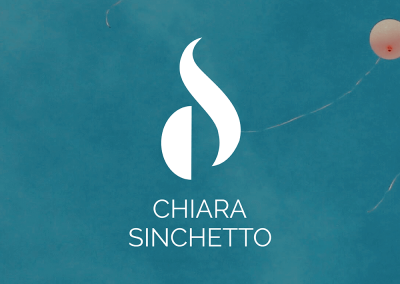 Chiara Sinchetto – identità visiva precedente