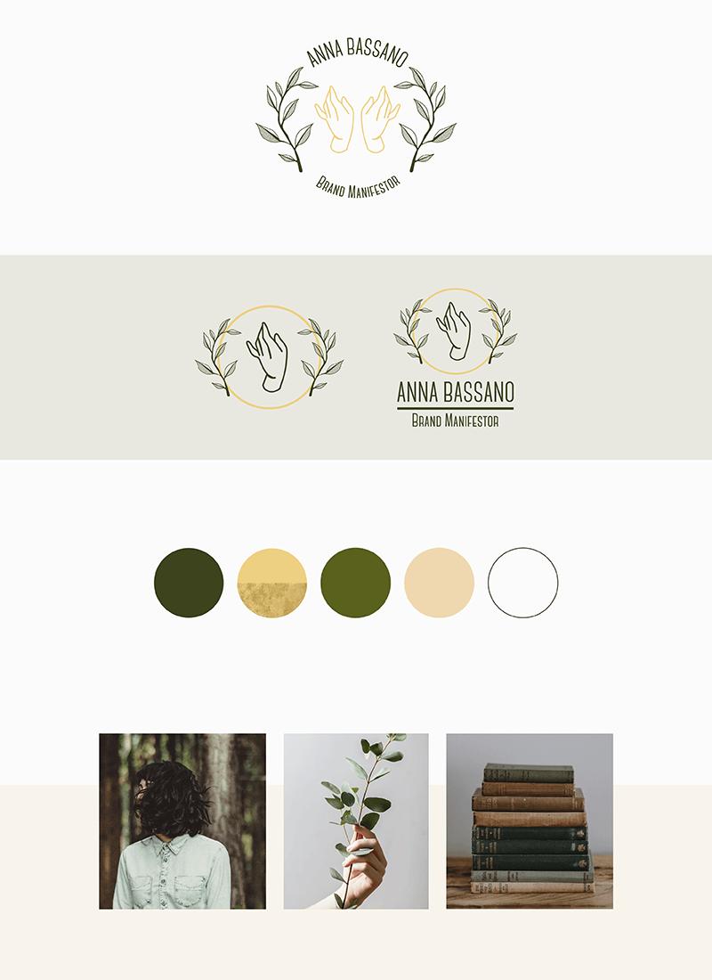 Portfolio-Laura-Calascibetta-graphic-designer-Anna-Bassano-style-guide