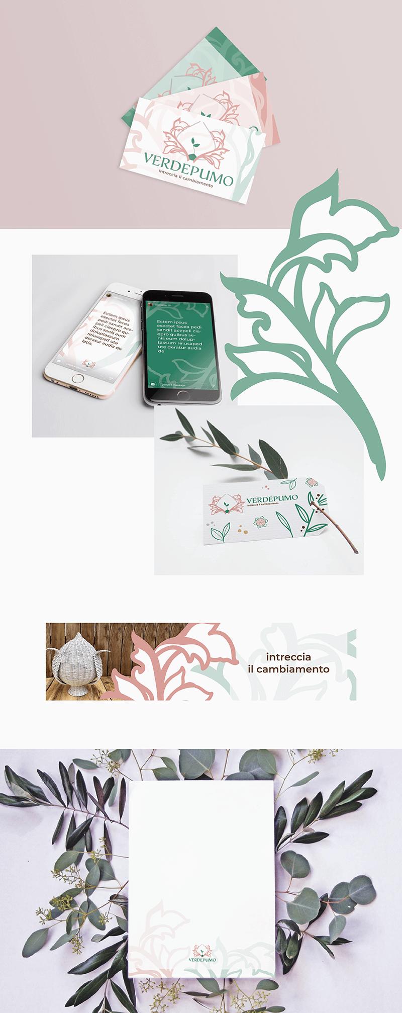 Portfolio-Laura-Calascibetta-graphic-designer-Verdepumo-applicazioni
